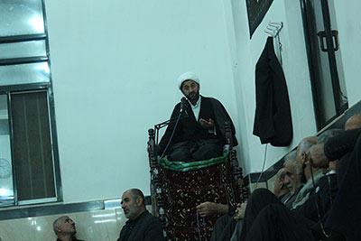 شب اول محرم در کرداباد